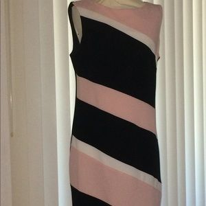 Slant Design Dress